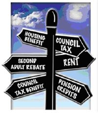 Benefits signpost