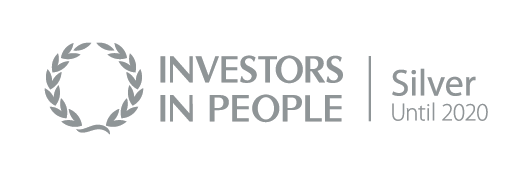 Investors in People Silver until 2020