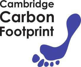Cambridge Carbon Footprint Logo